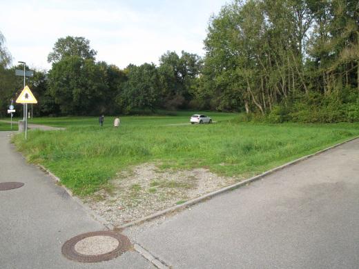 88471 Laupheim, Baugrundstück