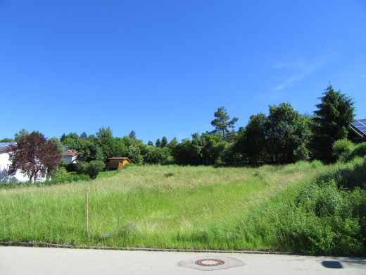 72525 Münsingen-Apfelstetten, Baugrundstück