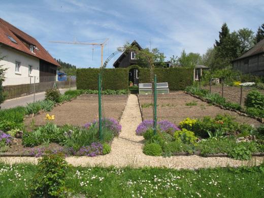 72525 Münsingen, Gartengrundstück