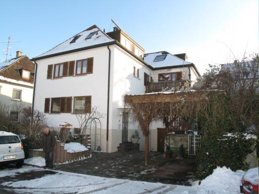 89081 Ulm-Söflingen, Mehrfamilienwohnhaus, 4 Wohneinheiten