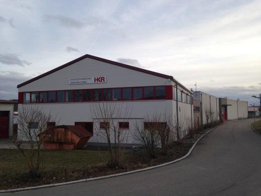 72813 St.Johann-Upfingen, Produktions- Lager- und Verwaltungsgebäude