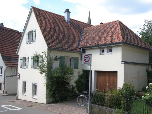 72525 Münsingen, Wohnhaus
