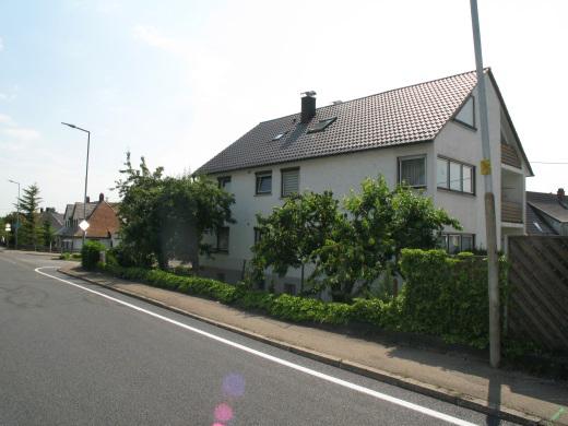 89155 Erbach, Mehrfamilienwohnhaus, 3 Wohneinheiten