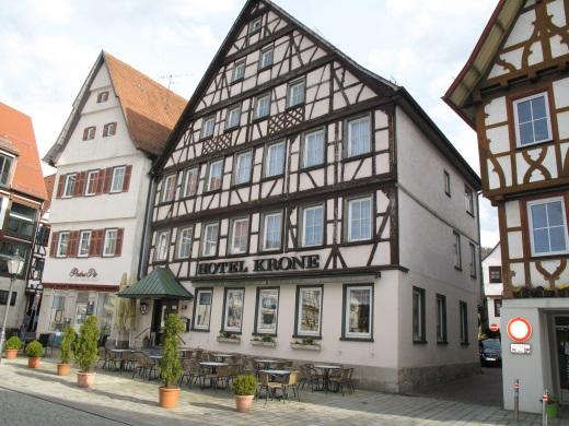 72574 Bad Urach, Gaststätte, Hotel, Denkmal
