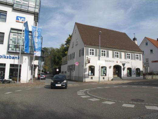 88471 Laupheim, Wohn- und Geschäftshaus