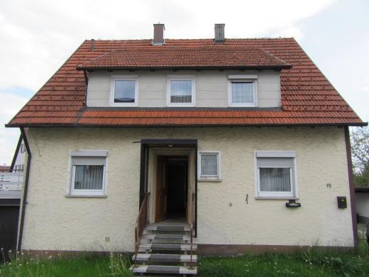 72820 Sonnenbühl-Undingen, Einfamilienwohnhaus