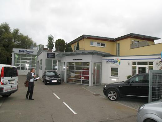 89143 Blaubeuren-Gerhausen, Werkstatt mit Bürotrakt