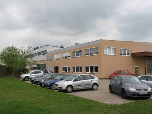 89150 Laichingen, Industriegebäude